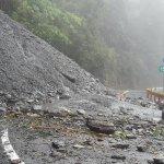 尼伯特颱風離台 公路5路段仍無法通行 陸空交通大致恢復