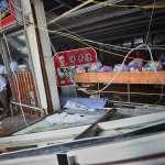 「感受政治受難者的苦難」綠島人權文化園區將保留遭颱風破壞景觀