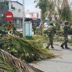 「外界不易注意到離島災情」蔡英文總統將親自視察蘭嶼、綠島