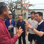 颱風來時人在中國 台東市長張國洲:都有隨時掌握狀況