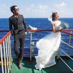 南海仲裁前夕》在衝突熱點呼喊愛情!中國在西沙群島推廣婚紗攝影