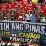 中國建設島礁依舊,杜特蒂遠美親中:南海仲裁一年來改變了什麼?