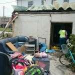 尼伯特重傷台東 家扶受災家庭急需募款