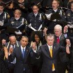 達拉斯殺警案》歐巴馬悼念殉職員警、籲族群團結 遺屬不買帳