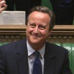 15年政治生涯告終》不想成為梅伊「絆腳石」英國前首相卡麥隆辭去國會議員職務