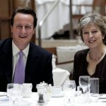 英國首相梅伊挺脫歐?前首相卡麥隆親信出書 爆料新舊首相立場不同調