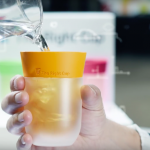 把白開水變果汁?神奇「塑膠杯」募資爆千萬台幣