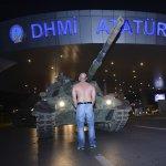 土耳其爆發軍事政變 總統避難伊斯坦堡 誓言捍衛政權