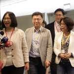 民進黨全代會》追求「黨內和諧」,謝系主動放棄中常委抽籤
