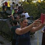 土耳其政變》民眾臉書開直播 總統FaceTime反擊 社群通訊改變政治面貌