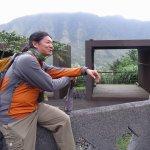 雙足踏遍海角天涯 王武郎走讀台灣海岸印象