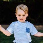 英國喬治小王子3歲了!王室公布萌照 意外引發爭議
