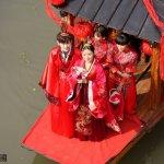 中國人以前結婚都穿什麼?回顧千年禮服樣式,這時代看也好美