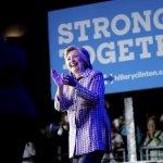 「玻璃天花板被撞出了最大的一道裂縫」美國民主黨正式提名希拉蕊參選總統