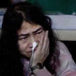 16年絕食宣告終止!印度曼尼普爾邦「鐵娘子」宣布投身政壇 改採體制內抗爭