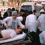 神奈川大規模殺人事件》重傷者恢復意識後第一句話:救救我!