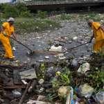 里約奧運》海灘汙染嚴重、巴西發現超級細菌 選手健康堪慮