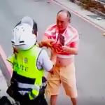 警察被砍誰的錯? 林永吉:柯文哲是始作俑者