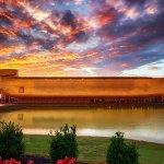 地表最大木造船!美宗教領袖建1:1原尺寸諾亞方舟