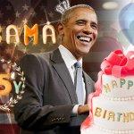 歐巴馬在白宫的最後一個生日 蜜雪兒為他辦祕密派對