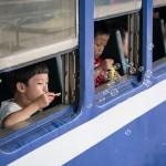台灣鐵道風情,絕不輸日本!一次看完台鐵15款車種,有些讓人好懷念啊
