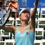 網球》莊佳容嫁為人妻 低調宣布退休