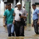 馬其頓首都豪雨成災 當局宣布進入緊急狀態