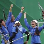 里約奧運》台灣射下義大利摘銅!教練:爽!真的爽!