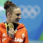 里約奧運》好匈猛 游泳「鐵娘子」霍斯祖奪第2金