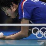 里約奧運》桌球女單 我國女將陳思羽16強止步