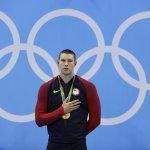 里約奧運》打破奧運紀錄!美國泳將墨菲摘下男子100公尺仰式金牌