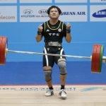里約奧運》「藥檢異常」損失慘重 舉重女將林子琦世界記錄不保