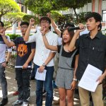 課審會學生代表 要求公開「黑箱課綱」所有紀錄