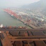 中國江蘇連雲港 爆發反核廢料示威