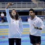 里約奧運》美國「飛魚」魅力無邊 難民隊泳將盼有機會合照