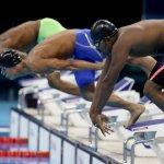 里約奧運》非洲圓肚泳將落後半圈仍完賽「時間並不重要,重點是我游完了」
