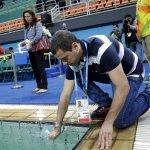 里約奧運》游泳池水由藍變綠,你還敢游嗎?國際泳聯:安全啦!