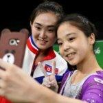 里約奧運》兩韓體操選手自拍 北韓選手會受處罰嗎?