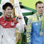 里約奧運》日本體操美男內村航平 驚險衛冕全能賽