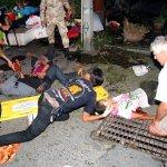 恐怖攻擊?泰國觀光勝地連傳12起爆炸 4人死亡34人受傷