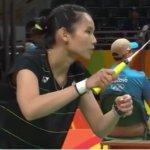 里約奧運》台灣「羽球一姊」戴資穎 女單首戰輕鬆取勝