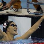 里約奧運》落選倫敦奧運多次考慮引退 金藤理繪奪下女子200公尺蛙式金牌