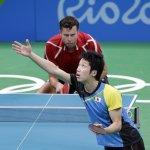 里約奧運》「絕對王牌」水谷隼三戰奧運 拿下日本桌球史首面單打獎牌