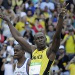 里約奧運》「牙買加閃電」來了!男子百公尺短跑博爾特分組第一