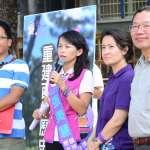 花蓮市長補選 張美慧:推動現代化 也會保留歷史文化
