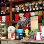 京都百年老屋改造,自家烘培咖啡豆專賣店…老闆:要把咖啡豆照顧的無微不至