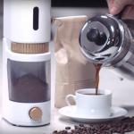 「變質」退散!「新鮮評分」照顧咖啡豆的研磨機