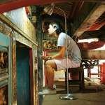 台灣古蹟絕不輸京都!一支縮時影片看留洋油畫師搶救門神,修補我們失去的美…