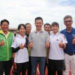 新竹市長盃射箭錦標賽 譚雅婷一箭穿心開賽