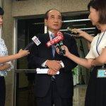 傳婉拒海基會董事長 王金平:沒有拒絕的問題